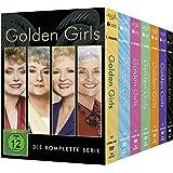 GOLDEN GIRLS KOMPLETT BOX - GO [DVD]