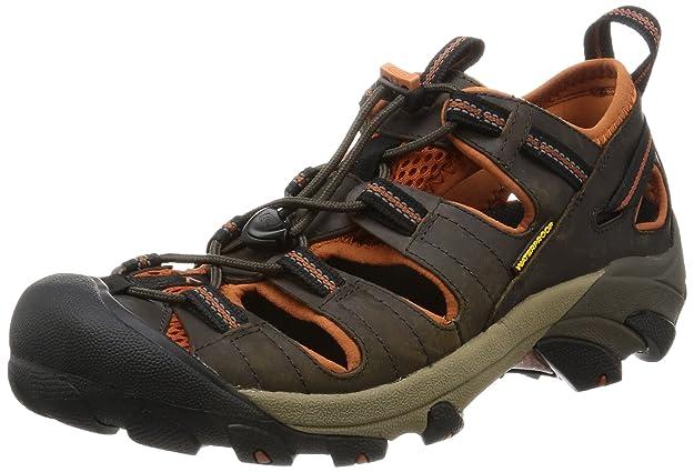 Keen Arroyo II, Zapatos de Low Rise Senderismo para Hombre, Verde (Black Olive/Bombay Brown 0), 48 EU: Amazon.es: Zapatos y complementos