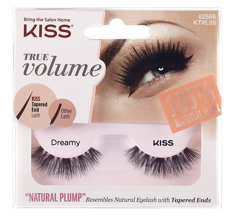 Kiss Products True Volume Lash, Dreamy, 0.03 Pounds