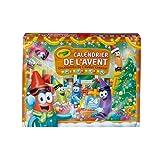 Crayola Christmas Countdown Activity Advent Calendar by Crayola