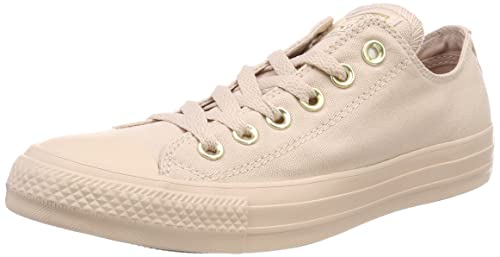 05b197307d064 Converse Women s Chuck Taylor All Star Mono Glam Ox Low-Top Sneakers ...