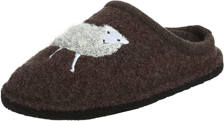 Wool Doggy Slipper Shoes
