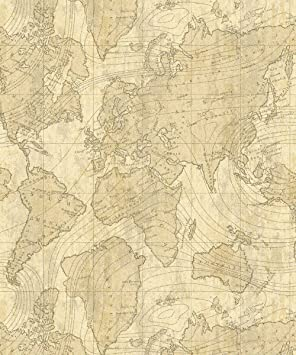Crown luxe voyager map glitter wallpaper parchment and gold m1133 crown luxe voyager map glitter wallpaper parchment and gold m1133 gumiabroncs Choice Image