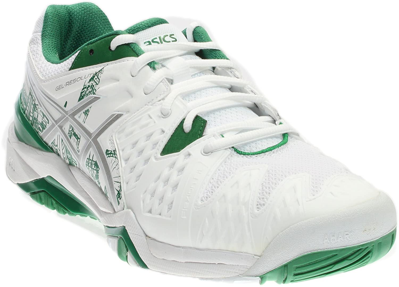 Asics Gel Resolution 6 Ltd. Ed. London Men's Tennis Shoes B01JQYWPX0 8