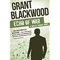 Echo of War (The Briggs Tanner Novels Book 3)