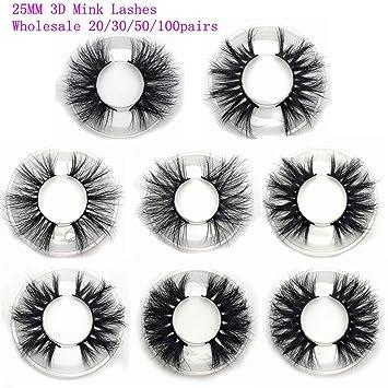 Heart-To-Heart 25Mm Mink Eyelashes     - Amazon com