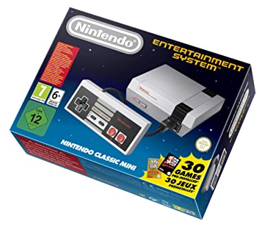 Image result for NES Classic Mini : Nintendo Entertainment System Console