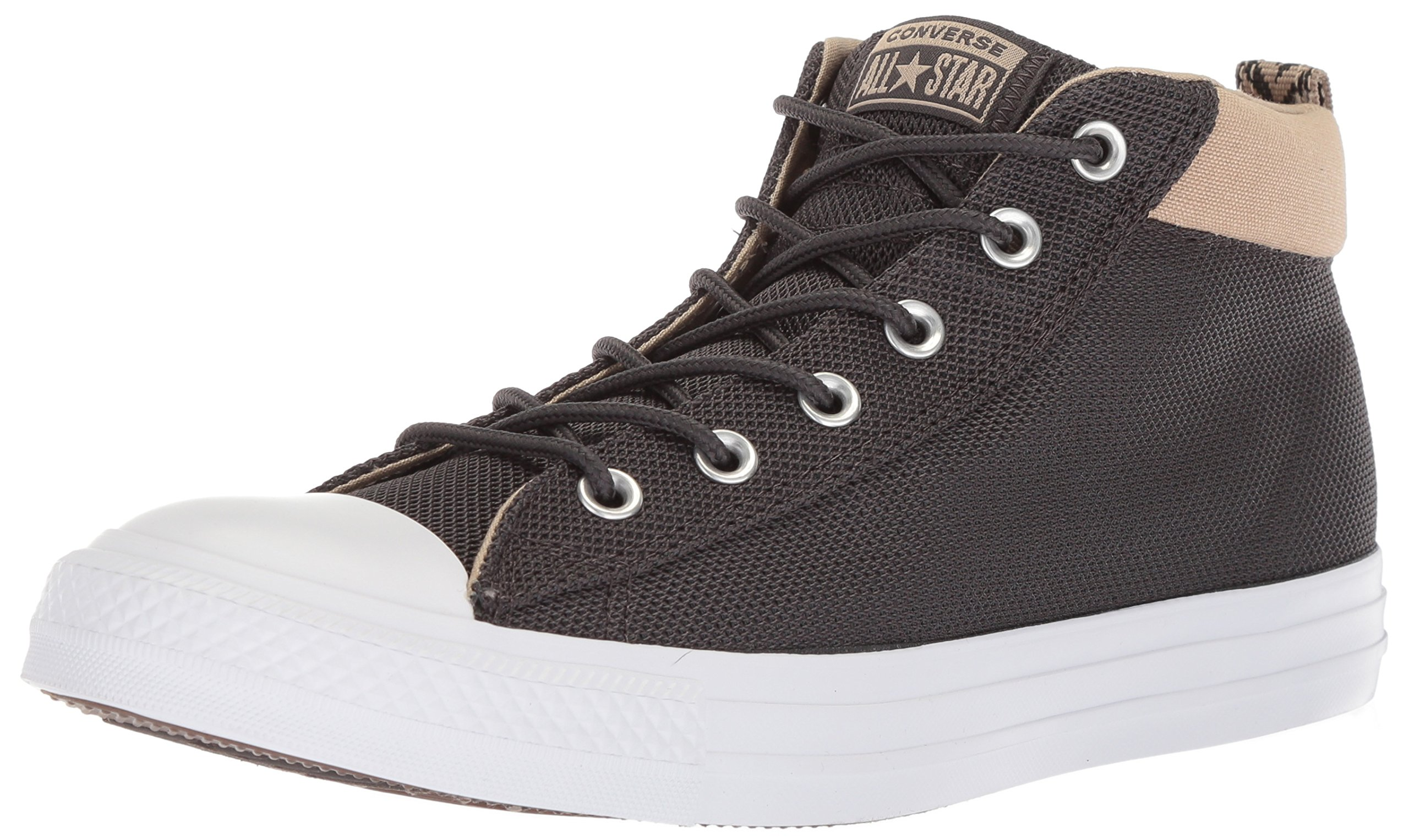 ac03b1eeb531 Galleon - Converse Men s Street Nylon Mid Top Sneaker