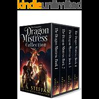 The Complete Dragon Mistress Collection (Eburosi Chronicles Bundles Book 3)
