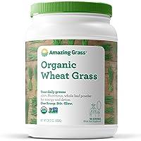 Deals on Amazing Grass Organic Wheat Grass Powder 28.2oz