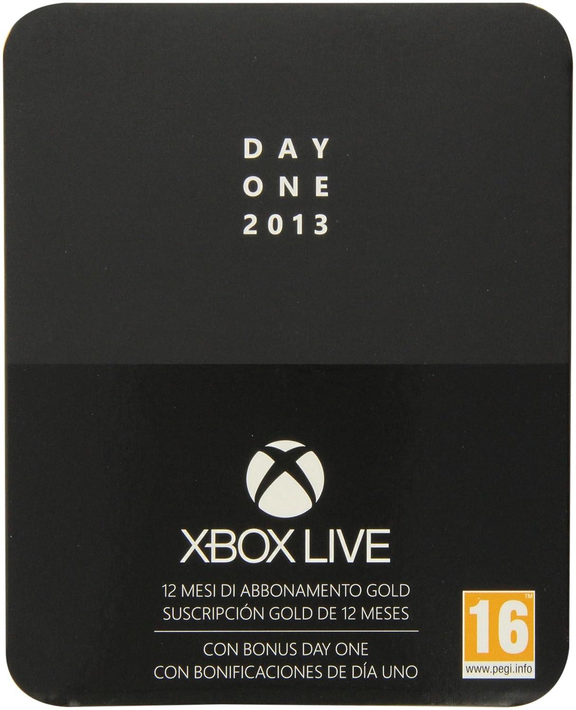 Microsoft - Tarjeta Live 12 Meses Gold: Edición Especial ...