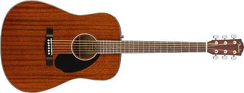 1. Fender CD60s Dreadnought Acoustic Guitar