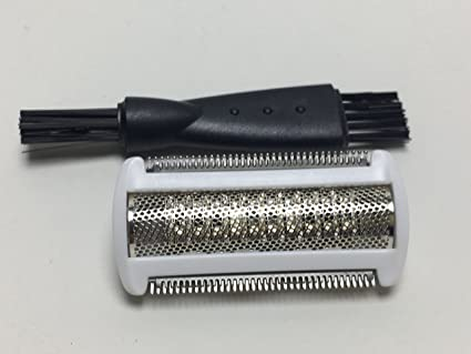 cortapelos cuchillas Blanco para Philips Norelco Bodygroom XA2029 XA525 YS522 YS524 YS534 TT2000 TT2021 TT2020 TT2022 TT2030 TT2039 TT2040 Recortadora de barba Cúter afeitar Afeitado depilación Nueva Shaver Razor head blade cutter
