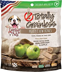 Loving Pets Totally Grainless for Dogs, 6 oz