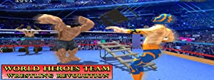 World Heroes Team Wrestling Revolution by Clans