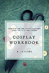 Cosplay Workbook Paperback