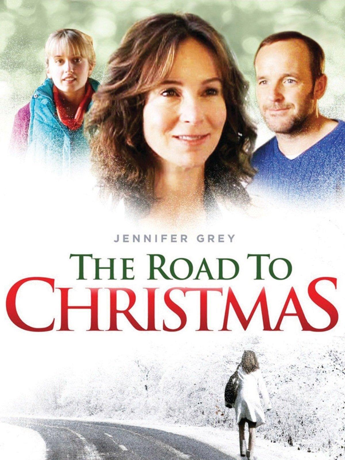Amazon.com: Road to Christmas: Jennifer Grey, Megan Park, Clark ...