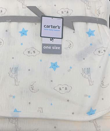 Amazon.com: Manta para bebé de Carters Little Baby Basics ...