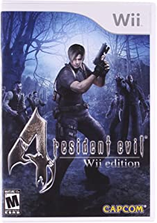 Amazon com: Resident Evil 4 - Gamecube: Artist Not Provided