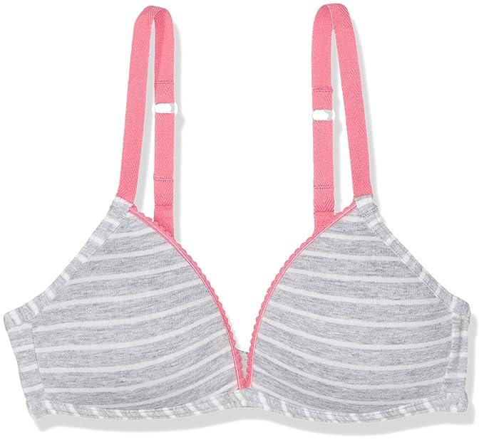 Esprit Bodywear 017ef5t015, Sujetador para Niños, Gris (Light Grey), 146 (