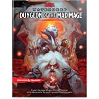 D&D Waterdeep Dungeon of the Mad Mage (D&D Adventure)