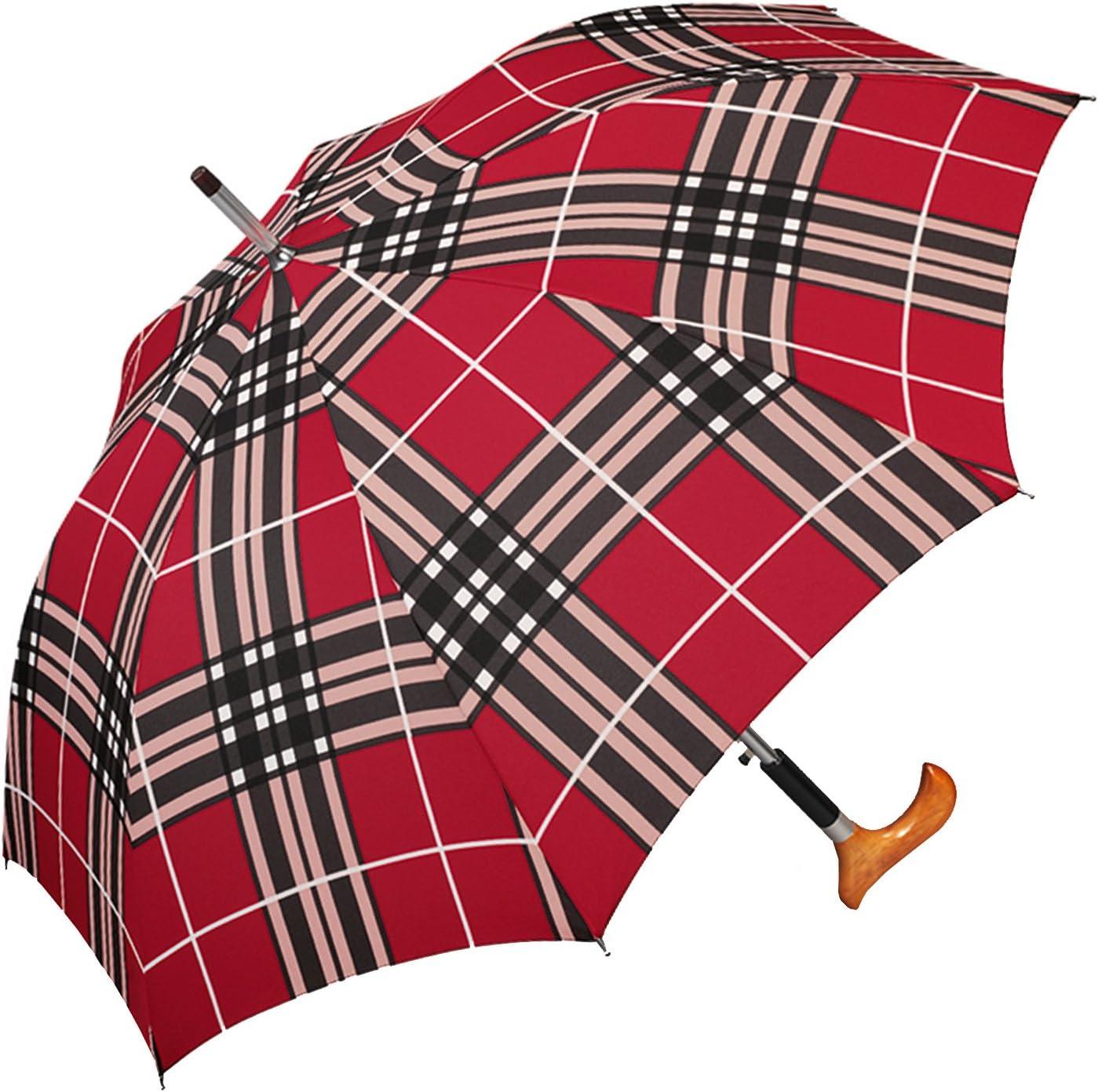 Parapluie cannes  multicolore rot 104 Kukuxumusu Long AC