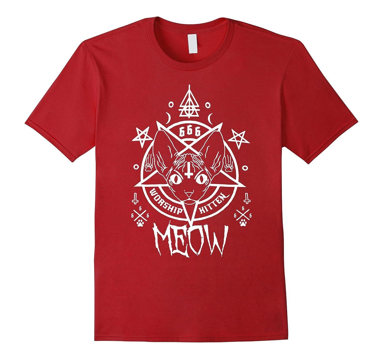 Egyptian Cat T-shirt-Loveshirt