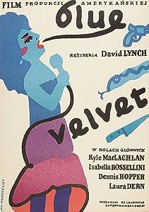 """Blue Velvet (1986) Movie Poster 24""""x36"""""""