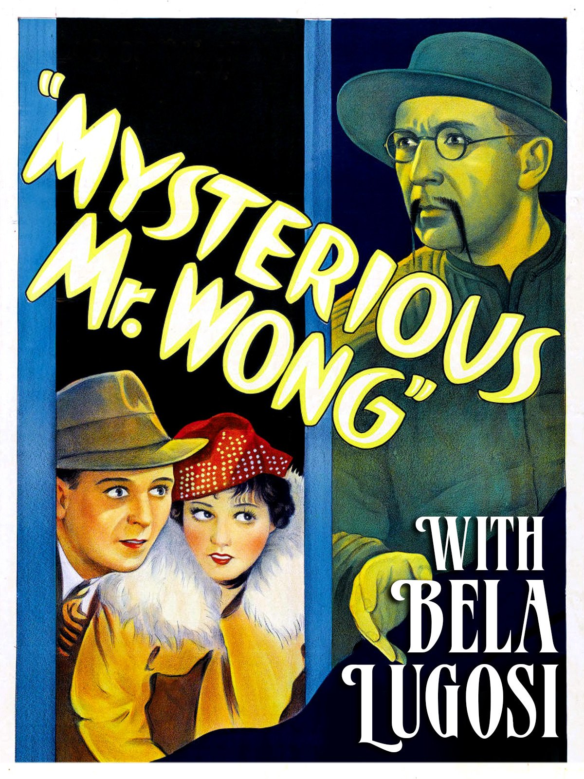 The Mysterious Mr Wong with Bela Lugosi on Amazon Prime Video UK