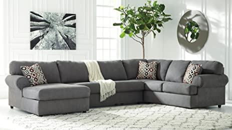 ashley jayceon 3piece sectional sofa with left