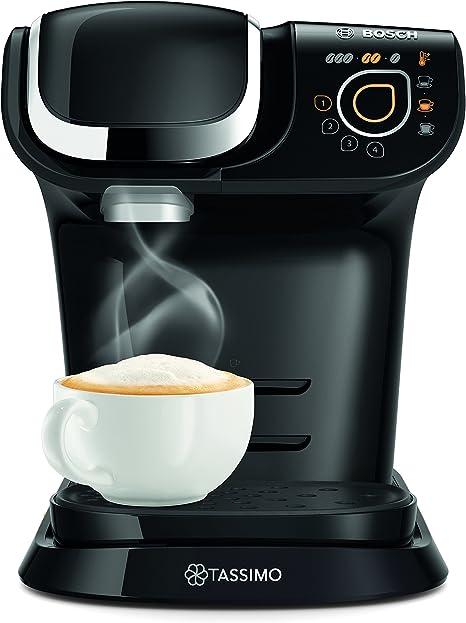 Bosch Tassimo Máquina de café Cafetera negro: Amazon.es: Hogar