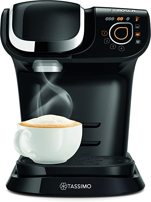 Tassimo My Way Coffee Machine - Black