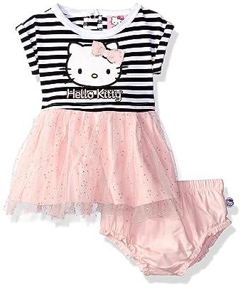 899f1ac45 Amazon.com: Hello Kitty Baby Girls' Dress Set: Clothing