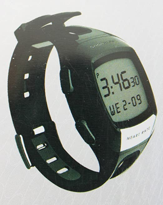 Amazon.com : SportLine S7 Heart Rate Monitor Fitness Running Watch One Touch Technology : Sports & Outdoors