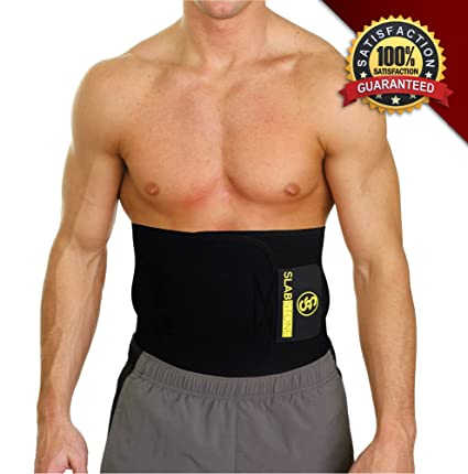Slabstone Waist Trimmer for Men and Women