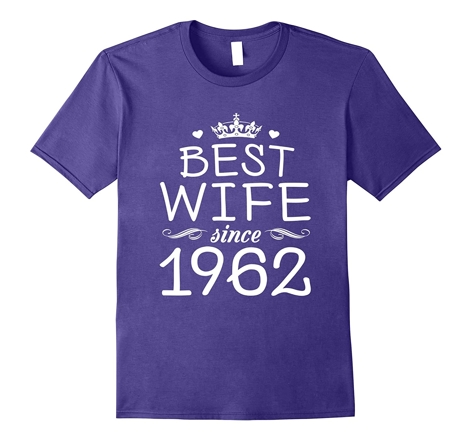 42 Wedding Anniversary Gift: 42nd Wedding Anniversary T-Shirts For Husband From Wife-PL