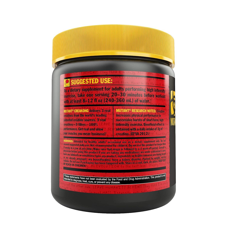 Amazon.com: Mutant creakong – 300 g de entregar Sheer sin ...