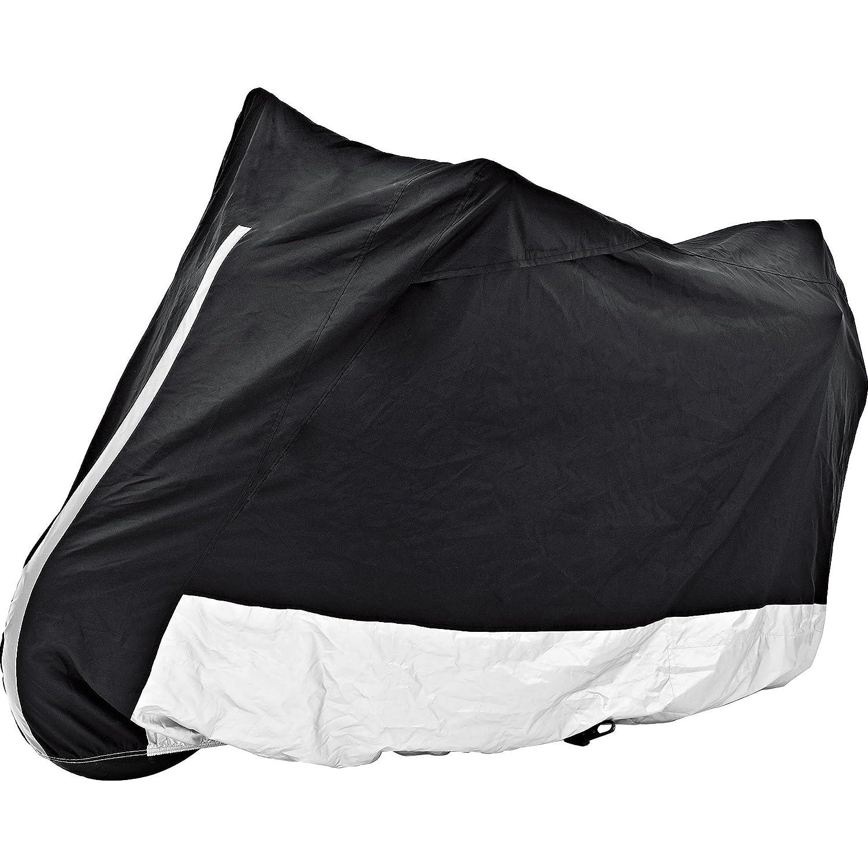 Polo cubierta (Negro/Plata Con Ventana L: Amazon.es: Coche y moto
