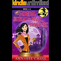 Federal Bureau of Magic: Boxed Set, Books 1-3