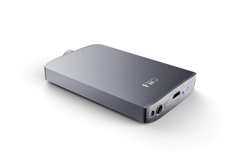 FiiO A3 Portable Headphone Amplifier Silver