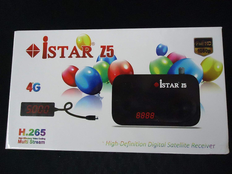 iStar Korea A9000 with 12 Months Online TV Arabic Kurd persian turkish somali