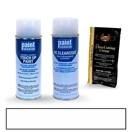 PAINTSCRATCH White (Catalyzed Spray Can Only) P3029 for 2018 Volvo Truck - Touch Up