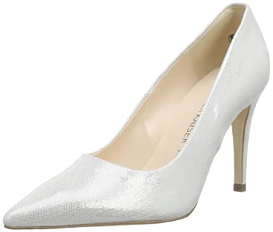 on sale ebc3a dfdd7 Peter Kaiser Dione, Women's Closed-Toe Pumps, White (Weiss ...