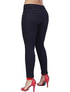 991e543249a Curvify Butt Lifting Wonder Jean With Secret Internal Waist Cincher ...