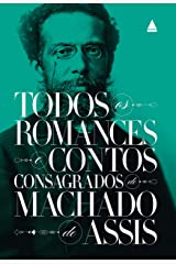 Box Todos os romances e contos consagrados de Machado de Assis eBook Kindle