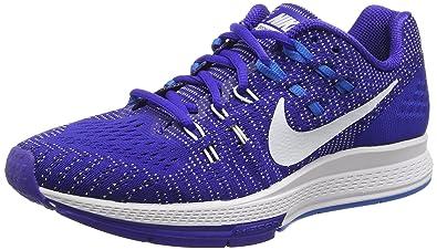 separation shoes df8a2 84bbc Nike Air Zoom Structure 19 Chaussures de Trail Homme, Bleu (Concord White