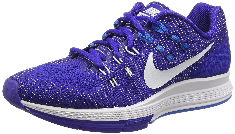 Nike Air Zoom Structure 19, Zapatillas de Running para Hombre 40.5 EU|Naranja (Naranja (Concord/White-photo Blue-black))