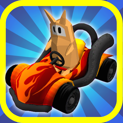 A Go-Kart Race Game: All-Star Racing F2P Edition ()