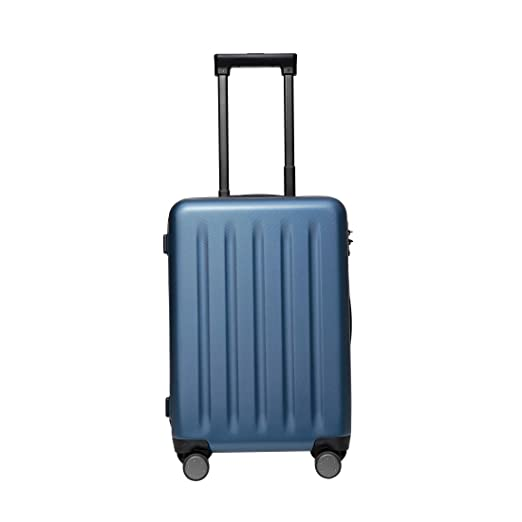 Mi Hardsided Cabin Luggage 20   Blue  Suitcases   Trolley Bags