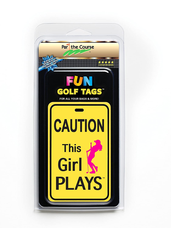 楽しいゴルフタグライト反射4 Luggage bags-golf bags-backpacks/accessory-gift   B07DKFNPCK